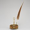 A writing stand, empire, beginning of the 19th century.