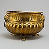 A baroque style flower pot, 20th century