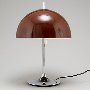 A Frank Bentler table lamp, Denmark, 1960s.
