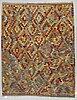 A rug, kilim, ca 194 x 156 cm.