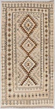 A rug, Kelim, ca 200 x 105 cm.