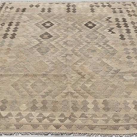 A carpet, kelim, ca 251 x 173 cm