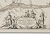 A map, j. janssonius, river dniepr, ca 1645 58