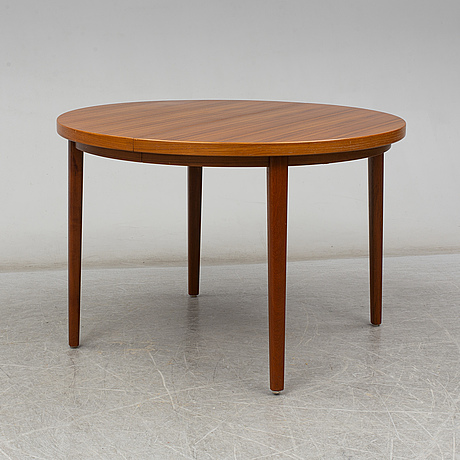 A second half of the 20th century dining table