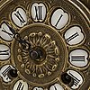 A second half of the 20th century table clock