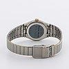 Rado ladies wristwatch, stainless steel and gold, 21 mm, quartz, date