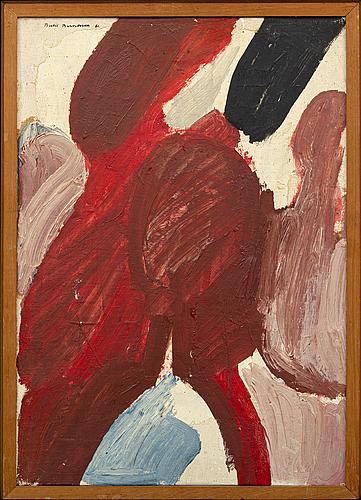 A painting by bertil berntsson,