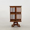 A revolving book stand, 20th century latter part