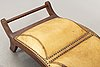 A colonial style chair, end of 20th century
