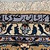 Matta, kashan signed razavi, ca 430 x 305 cm