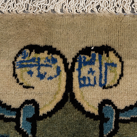 A carpet, so called royal kashan, ca 448 x 317 cm