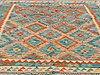 A rug, kilim 202 x 155 cm