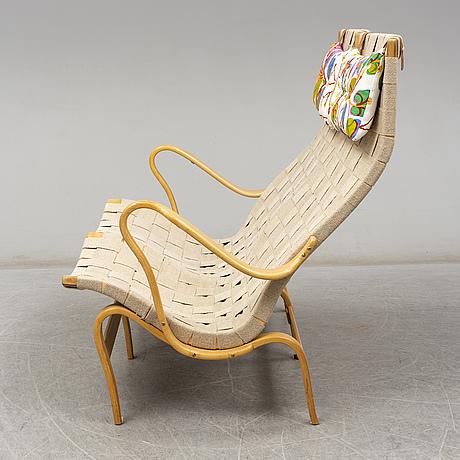 An 'eva' sofa by bruno mathsson, firma karl mathsson, värnamo, sweden, 1967