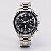 Omega, speedmaster, reduced, chronograph, wristwatch, 39 mm.