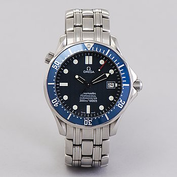 OMEGA, Seamaster Professional (300m/1000ft), Chronometer, armbandsur, 41 mm,