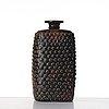 Stig lindberg, a stoneware vase, gustavsberg studio 1967.