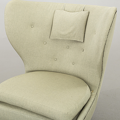 A mid 20th century easy chair
