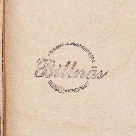 bokskÅp, billnäs, finland, 1900 talets senare del