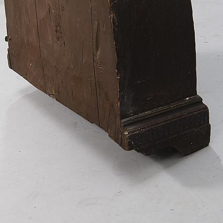 Kaappikello, suomi 1800-luku.
