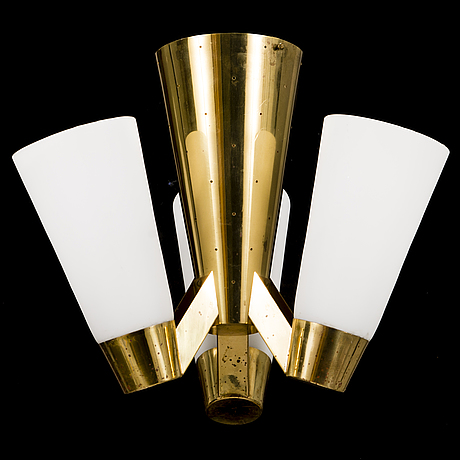 A 1950's 'aa71' chandelier for itsu finland.