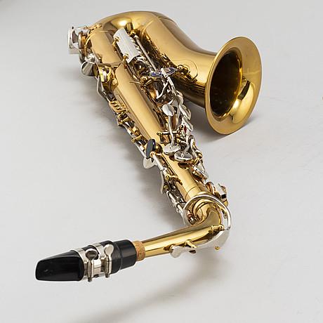 Saxophone, b&s, germany, 20th century