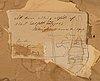 Albert albert edelfelt, blandteknik på papper, daterad tavastehus park 1 juni 1901