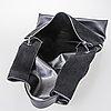 CÉline, all soft suede and leather shoulder bag