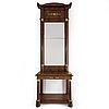 Spegel och konsolbord, karl johan, 1820-40-tal.