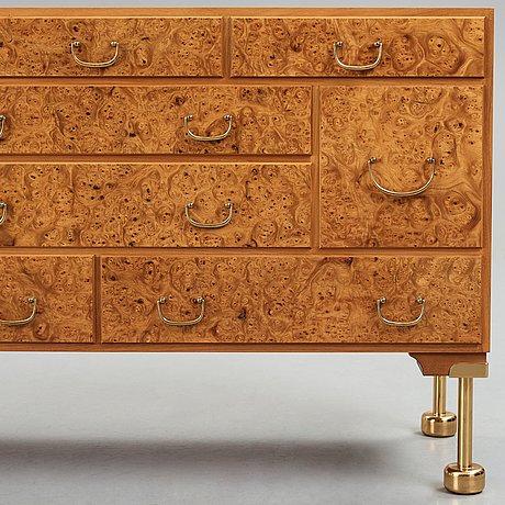 "Josef frank, a ""tyresö"", chest of drawers, svenskt tenn, sweden, post 1985."