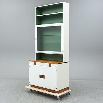 JOSEF FRANK, a model 2255 bookshelf, Svenskt Tenn, recent production.