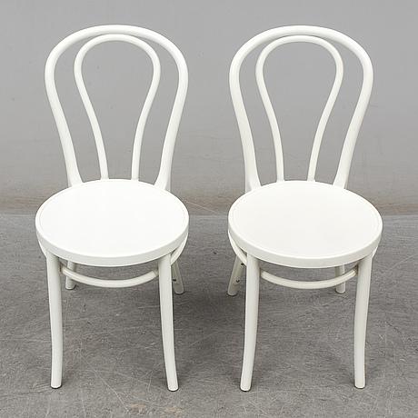 Five 'Öglan' chairs by gillis lundgren, ikea