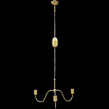 JOSEF FRANK, taklampa modellnummer 2444, Firma Svenskt Tenn.