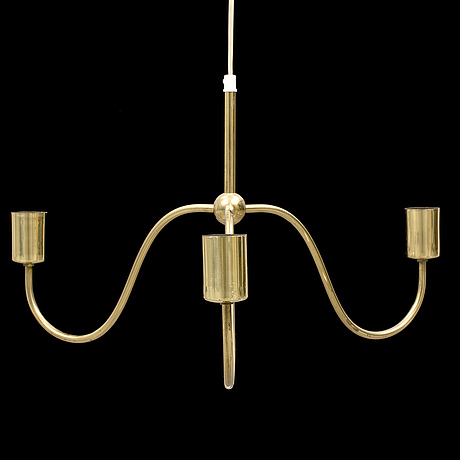 Josef frank, taklampa modellnummer 2444, firma svenskt tenn