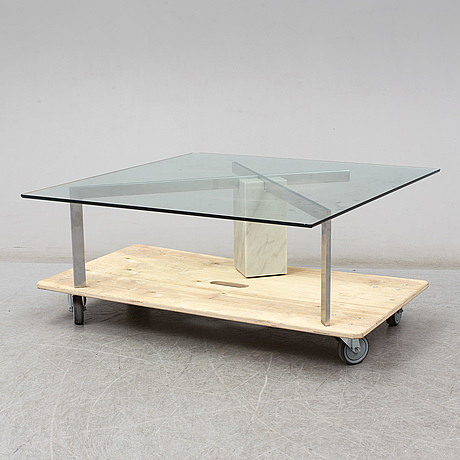 A sofa table, late 20th century