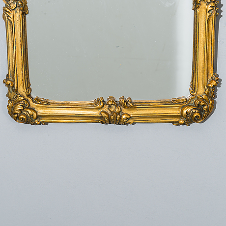 A late 20th century mirror