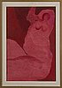 Max salmi, oil on board, signed and dated -66.