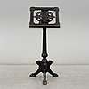 A music stand, second half of the 19th century