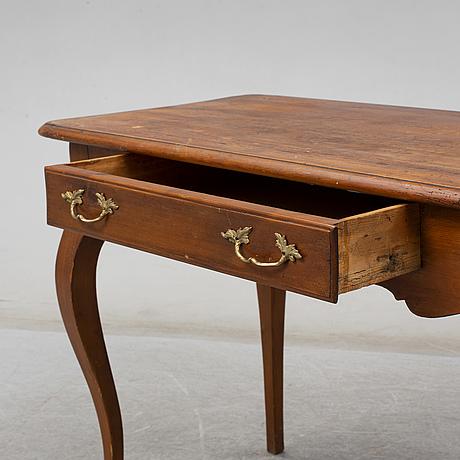 A swedish rococo 18th century table.