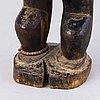 Skulptur, baule, elfenbenskusten