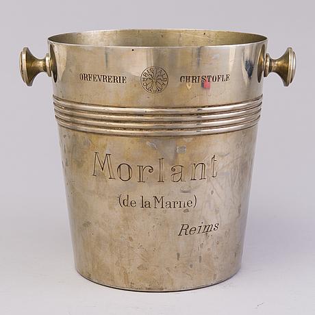SamppanjajÄÄhdytin, charles heidsieck & co, reims, ranska, 1900 luvun alkupuoli