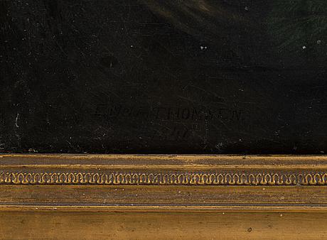 Dutch school, 18th century, oil on canvas