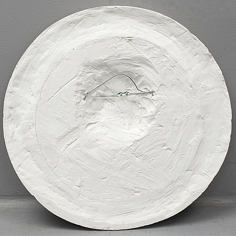 A 21th century plaster relief, copy after j t sergel