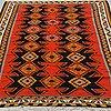 A carpet, persian kilim, around 283 x 164 cm