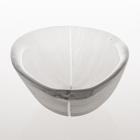 Tapio wirkkala, a bowl signed tapio wirkkala iittala -57.