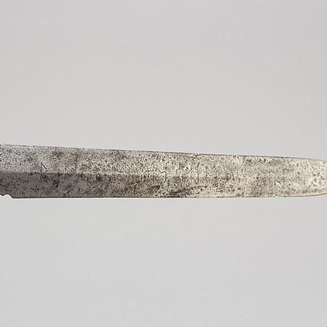 A scottish dirk, second half of 18th century
