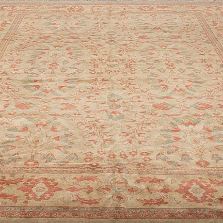 A carpet, oriental, around 434,5 x 328 cm