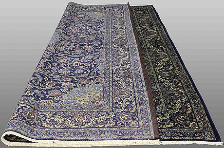 A carpet, kashamr ca 380 x 307 cm