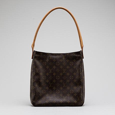 "Louis vuitton, väska, ""looping"""