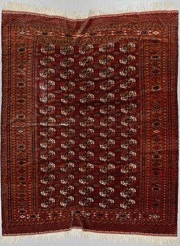 MATTA, semiantik Tekke Turkmen, ca 271 x 210 cm.