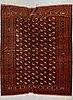 Matta, semiantik tekke turkmen, ca 271 x 210 cm